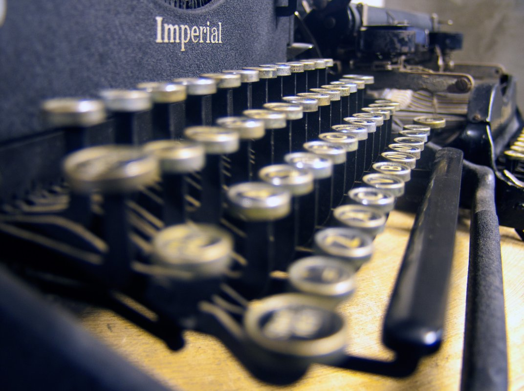 A link to Imperial Typewriter
